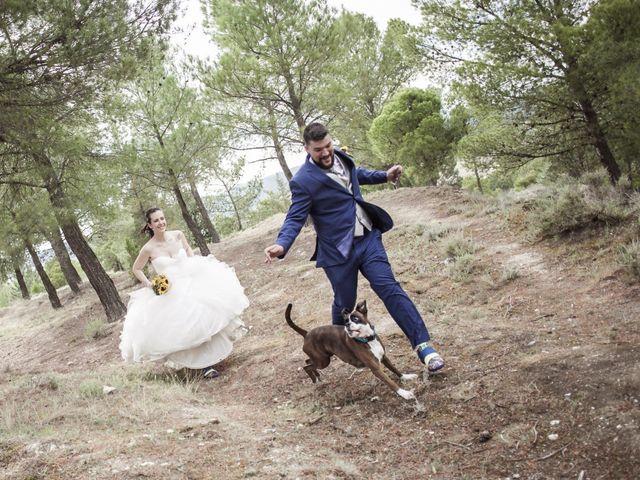 La boda de Alberto y María en Calatayud, Zaragoza 21