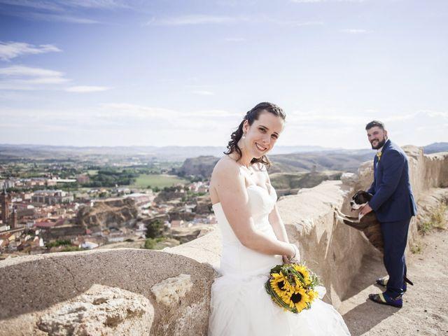 La boda de Alberto y María en Calatayud, Zaragoza 22