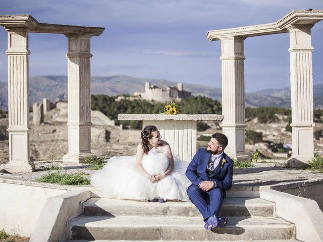 La boda de Alberto y María en Calatayud, Zaragoza 25