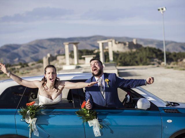 La boda de Alberto y María en Calatayud, Zaragoza 28