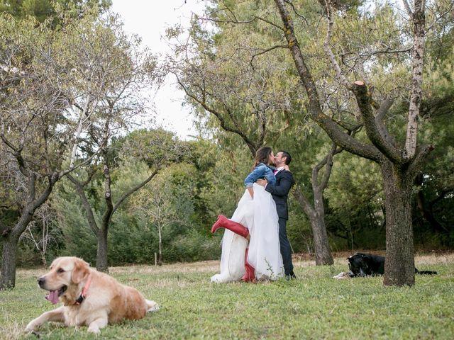 La boda de Natalia y Santiago