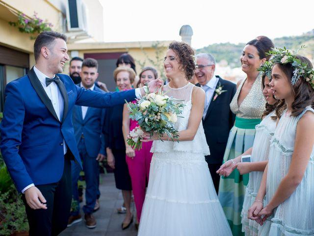 La boda de Fran y Emma en Castelló/castellón De La Plana, Castellón 32