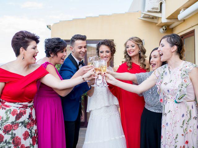 La boda de Fran y Emma en Castelló/castellón De La Plana, Castellón 35