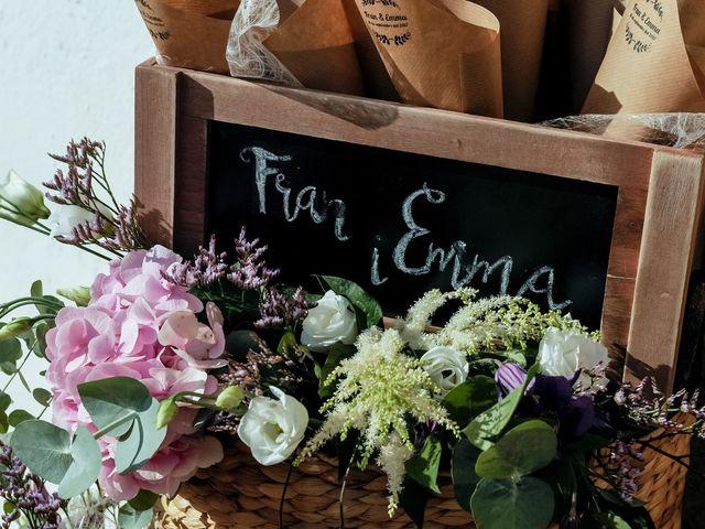 La boda de Fran y Emma en Castelló/castellón De La Plana, Castellón 38