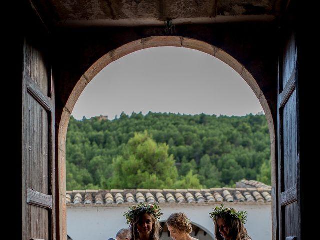 La boda de Fran y Emma en Castelló/castellón De La Plana, Castellón 42