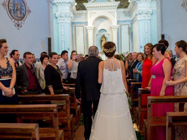 La boda de Fran y Emma en Castelló/castellón De La Plana, Castellón 43