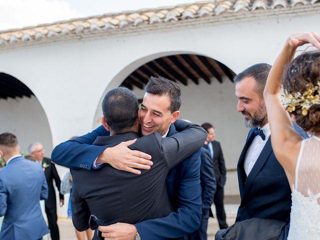 La boda de Fran y Emma en Castelló/castellón De La Plana, Castellón 53