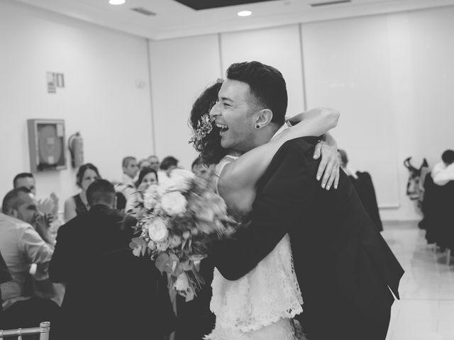 La boda de Fran y Emma en Castelló/castellón De La Plana, Castellón 84