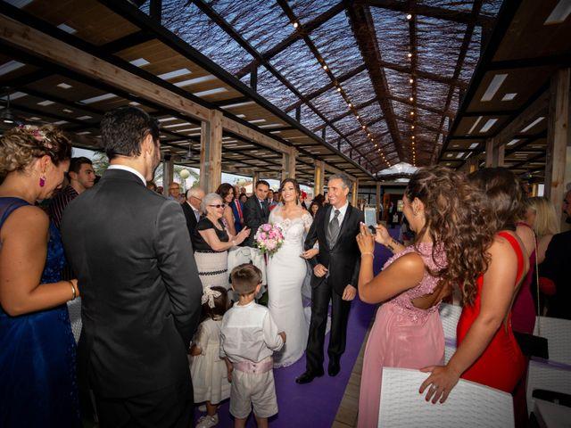 La boda de Jose y Rocio en Granada, Granada 2