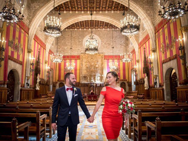 La boda de Adriá y Verónica en Sant Cebria De Vallalta, Barcelona 1
