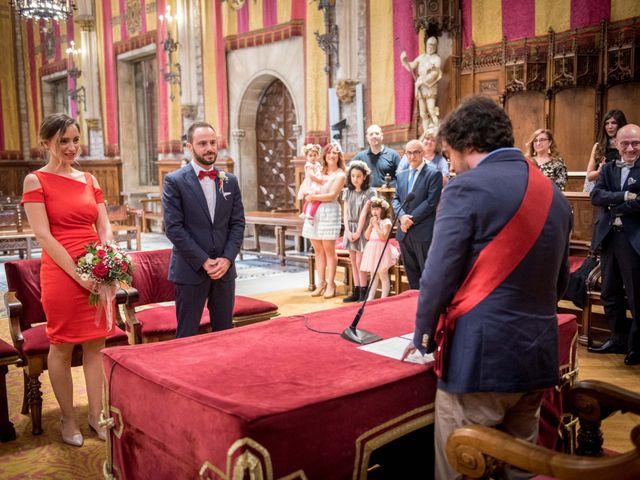 La boda de Adriá y Verónica en Sant Cebria De Vallalta, Barcelona 11