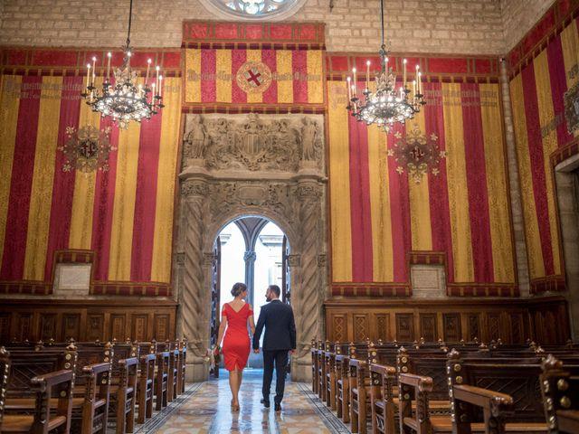 La boda de Adriá y Verónica en Sant Cebria De Vallalta, Barcelona 12