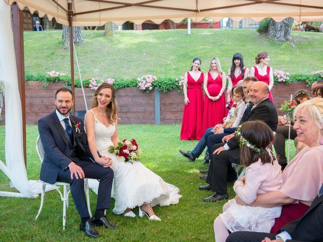 La boda de Adriá y Verónica en Sant Cebria De Vallalta, Barcelona 25