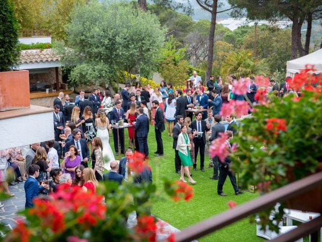 La boda de Adriá y Verónica en Sant Cebria De Vallalta, Barcelona 34