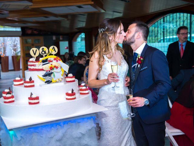 La boda de Adriá y Verónica en Sant Cebria De Vallalta, Barcelona 43