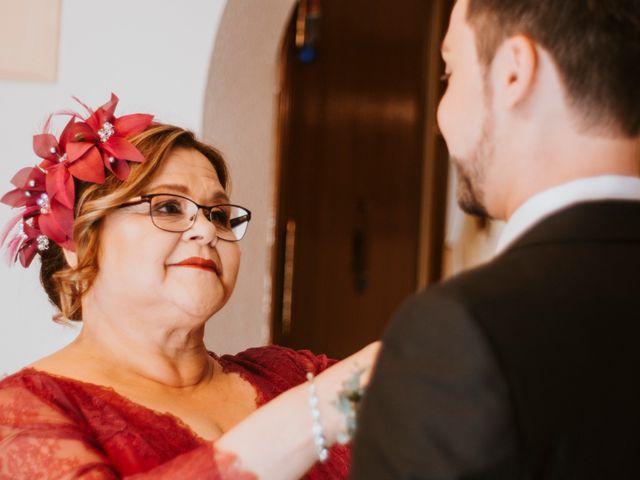 La boda de Juan Carlos y Cristina en Benalmadena Costa, Málaga 7