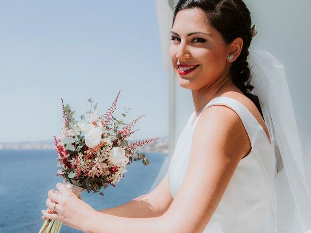 La boda de Juan Carlos y Cristina en Benalmadena Costa, Málaga 10