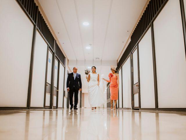 La boda de Juan Carlos y Cristina en Benalmadena Costa, Málaga 12