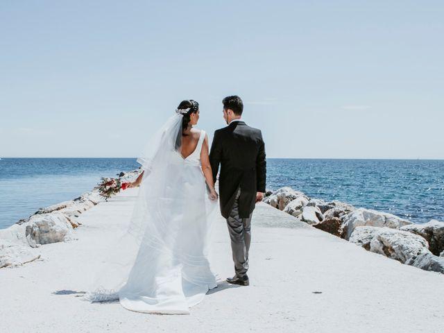 La boda de Juan Carlos y Cristina en Benalmadena Costa, Málaga 14