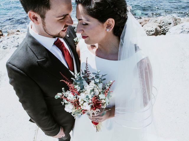 La boda de Juan Carlos y Cristina en Benalmadena Costa, Málaga 16