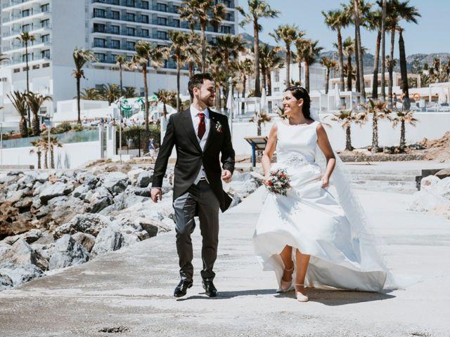 La boda de Juan Carlos y Cristina en Benalmadena Costa, Málaga 17