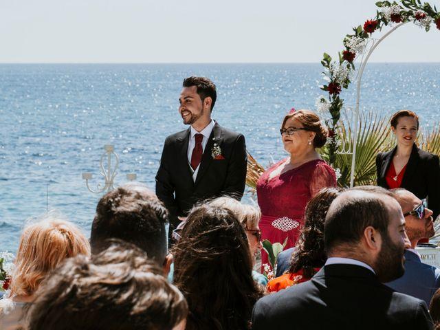 La boda de Juan Carlos y Cristina en Benalmadena Costa, Málaga 20