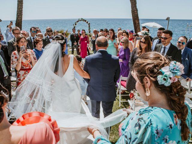 La boda de Juan Carlos y Cristina en Benalmadena Costa, Málaga 21