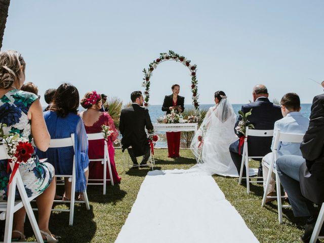 La boda de Juan Carlos y Cristina en Benalmadena Costa, Málaga 22