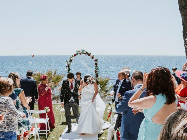 La boda de Juan Carlos y Cristina en Benalmadena Costa, Málaga 26