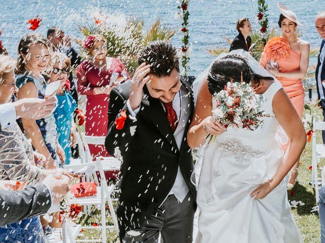 La boda de Juan Carlos y Cristina en Benalmadena Costa, Málaga 27