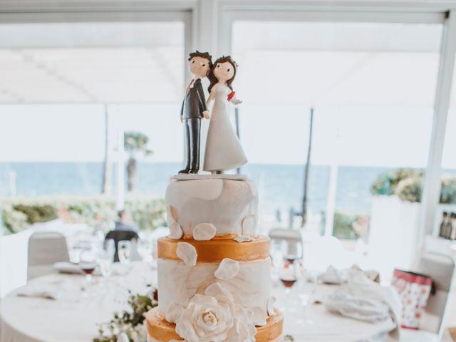 La boda de Juan Carlos y Cristina en Benalmadena Costa, Málaga 28