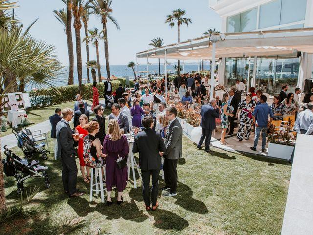 La boda de Juan Carlos y Cristina en Benalmadena Costa, Málaga 33