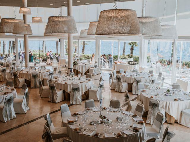 La boda de Juan Carlos y Cristina en Benalmadena Costa, Málaga 37