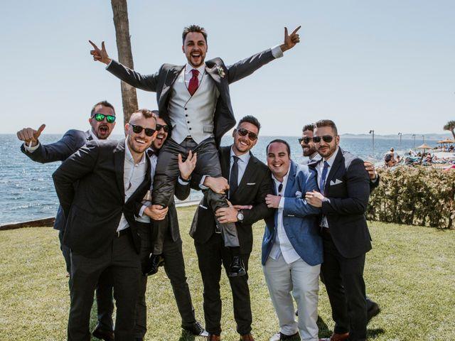 La boda de Juan Carlos y Cristina en Benalmadena Costa, Málaga 39