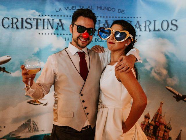 La boda de Juan Carlos y Cristina en Benalmadena Costa, Málaga 42