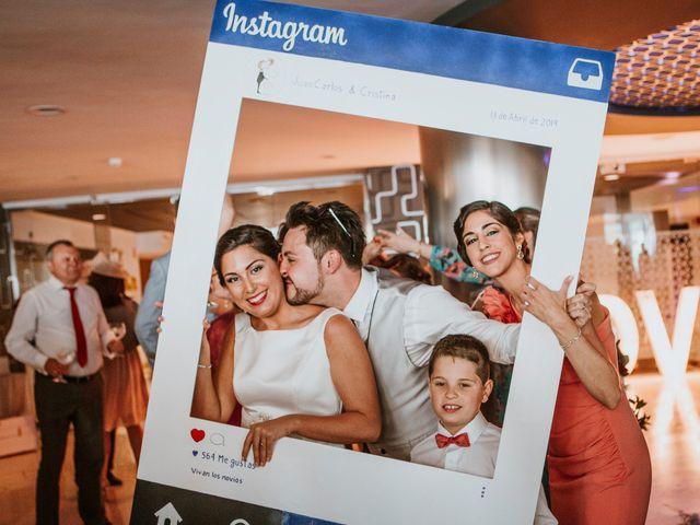 La boda de Juan Carlos y Cristina en Benalmadena Costa, Málaga 45
