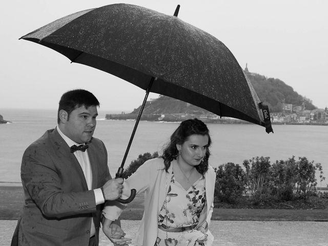La boda de Eneko y Irati en Donostia-San Sebastián, Guipúzcoa 20
