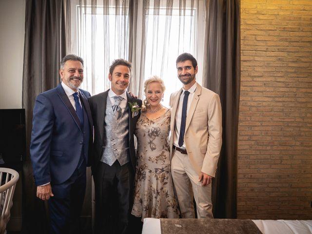 La boda de Patricia  y Fidel Luis  en Talamanca Del Jarama, Madrid 4