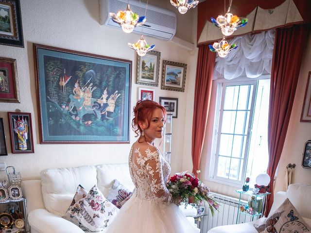 La boda de Patricia  y Fidel Luis  en Talamanca Del Jarama, Madrid 8