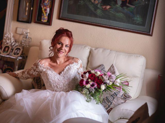 La boda de Patricia  y Fidel Luis  en Talamanca Del Jarama, Madrid 12
