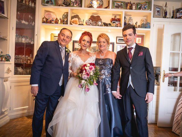 La boda de Patricia  y Fidel Luis  en Talamanca Del Jarama, Madrid 13