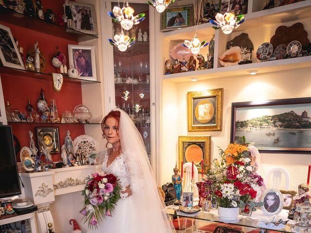 La boda de Patricia  y Fidel Luis  en Talamanca Del Jarama, Madrid 14