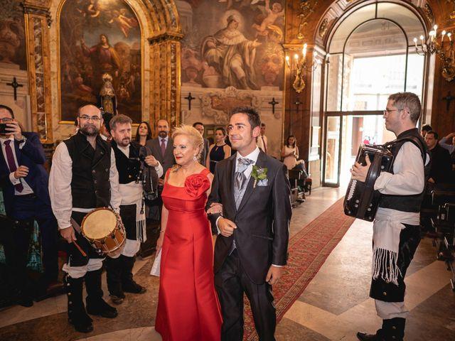 La boda de Patricia  y Fidel Luis  en Talamanca Del Jarama, Madrid 15