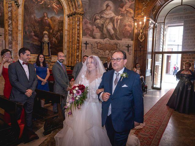 La boda de Patricia  y Fidel Luis  en Talamanca Del Jarama, Madrid 17