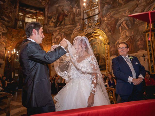 La boda de Patricia  y Fidel Luis  en Talamanca Del Jarama, Madrid 18