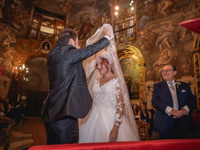 La boda de Patricia  y Fidel Luis  en Talamanca Del Jarama, Madrid 19