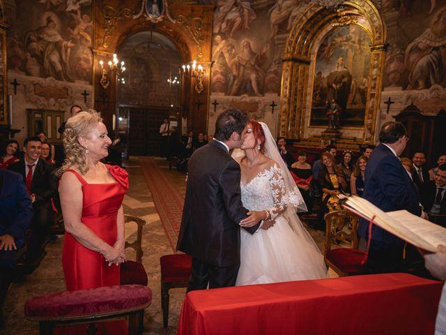 La boda de Patricia  y Fidel Luis  en Talamanca Del Jarama, Madrid 20