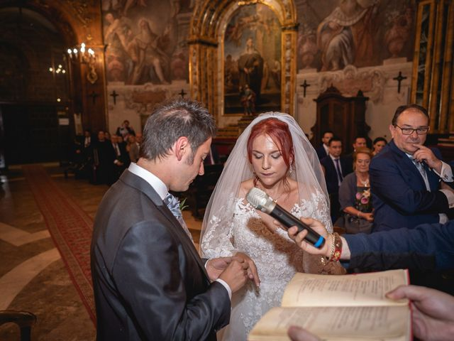 La boda de Patricia  y Fidel Luis  en Talamanca Del Jarama, Madrid 21