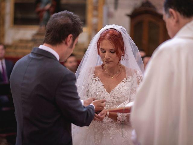 La boda de Patricia  y Fidel Luis  en Talamanca Del Jarama, Madrid 23