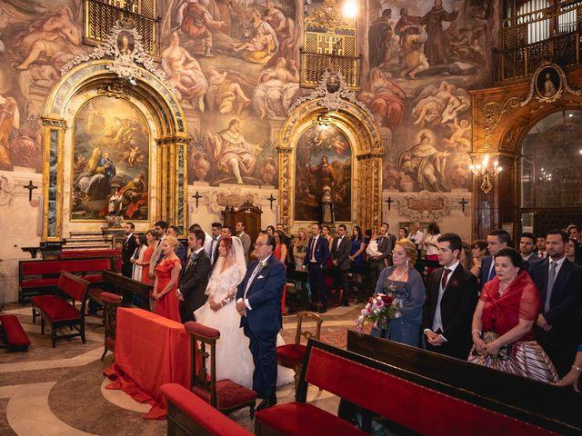 La boda de Patricia  y Fidel Luis  en Talamanca Del Jarama, Madrid 25